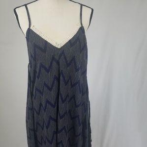 Comfy Long oversized tank dress